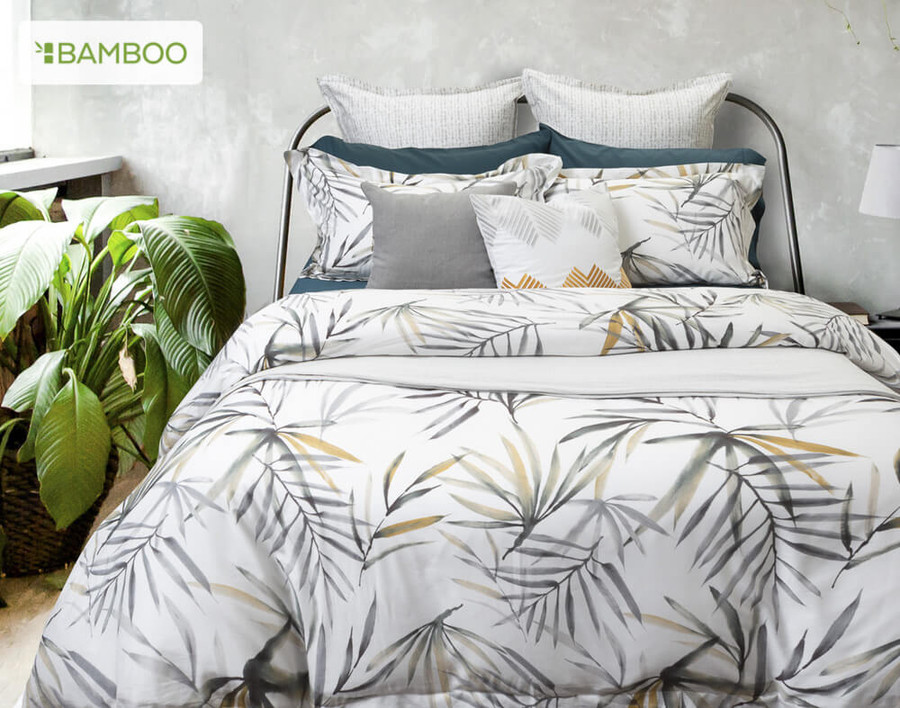 Tobago Bedding Collection, front view