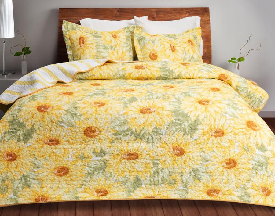 Sona Cotton Quilt Set