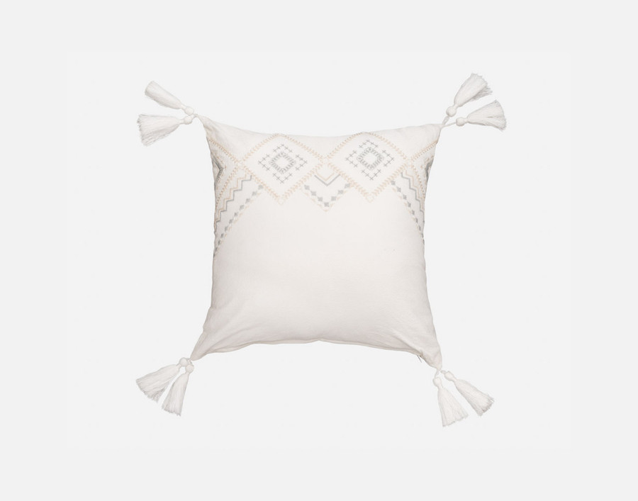 Charity Square Cushion Cover