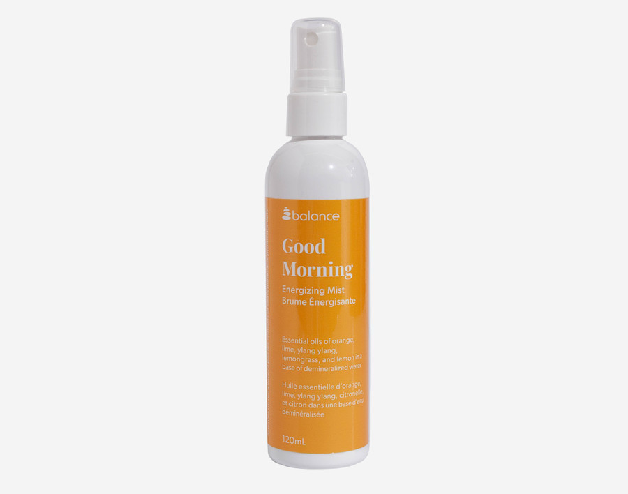 Good Morning Energizing Essential Oil Mist