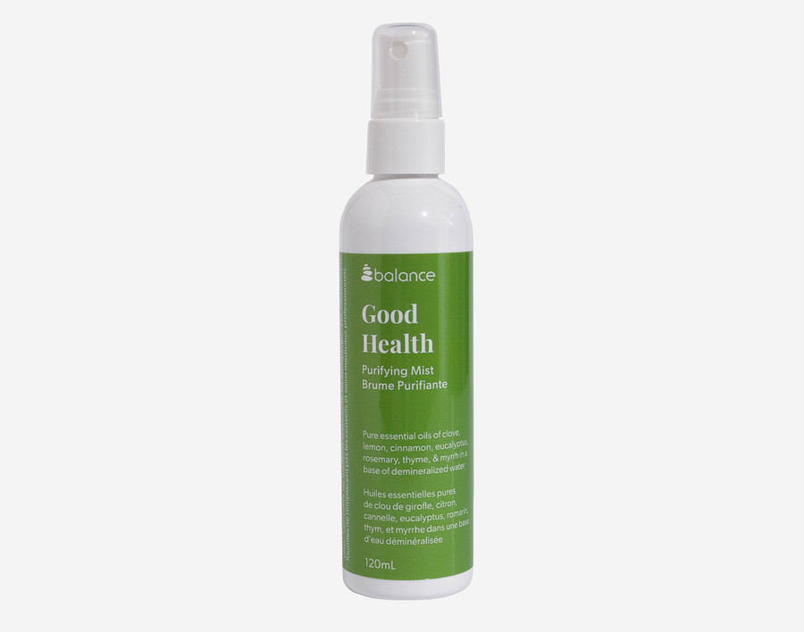 Good Health Purifying Essential Oil Mist