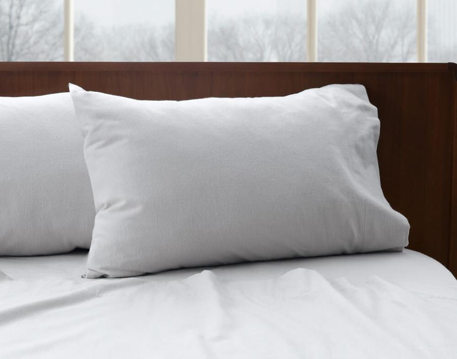 Flannel Cotton Sheet Set - Arctic