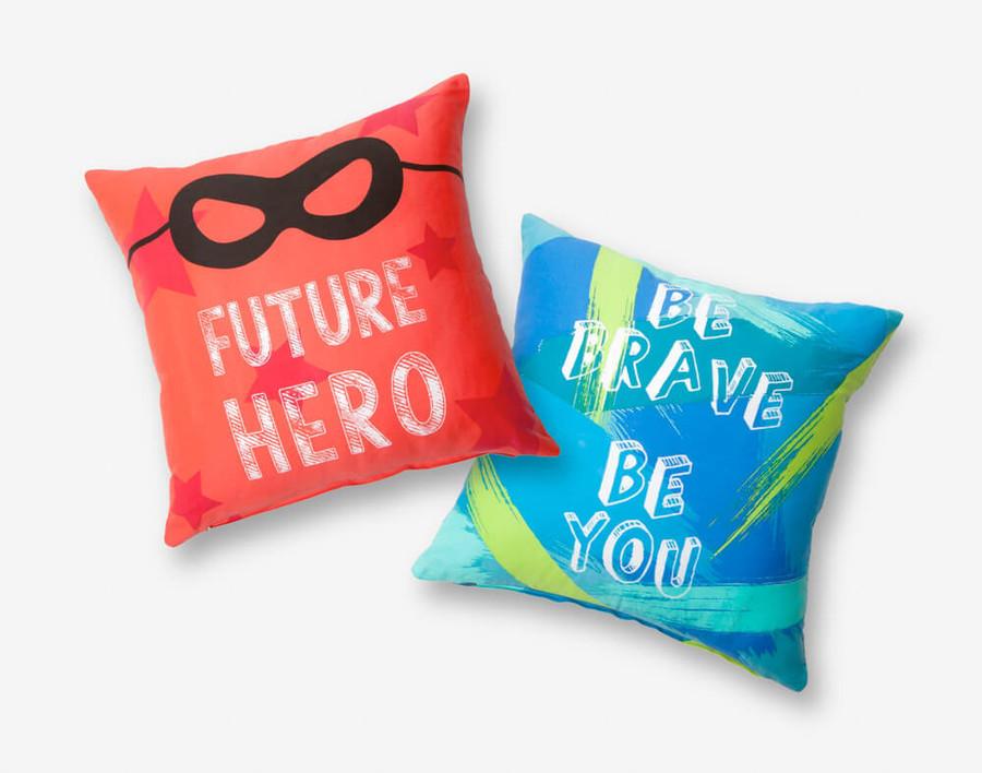 Pillow Talk Toss Cushion - Assorted