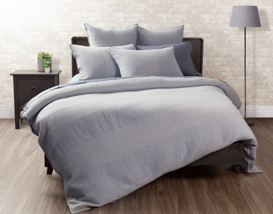 Santos Bedding Collection, front view.