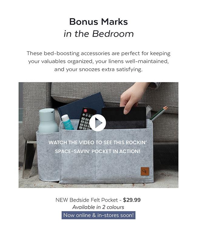 Bonus Marks in Bedroom