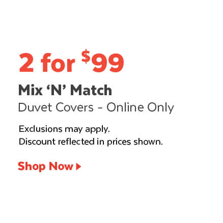 2 for $99 | Mix 'N' Match