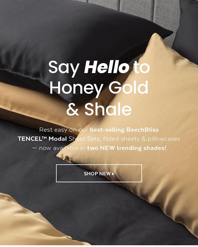 New BeechBliss Sheet Colours