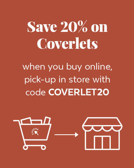 Coverlet Sale