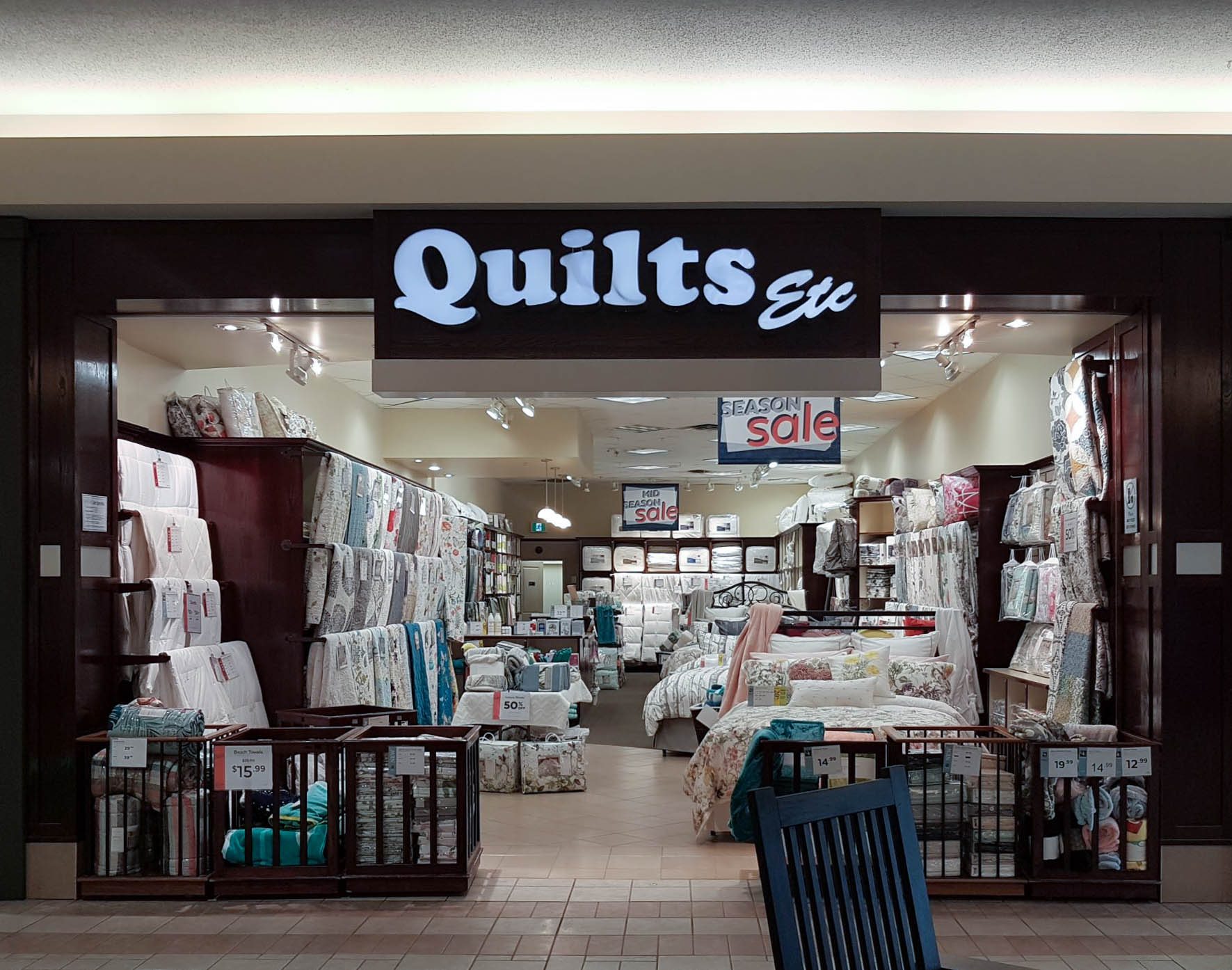 Burnaby Bedding Store - QE Metrotown