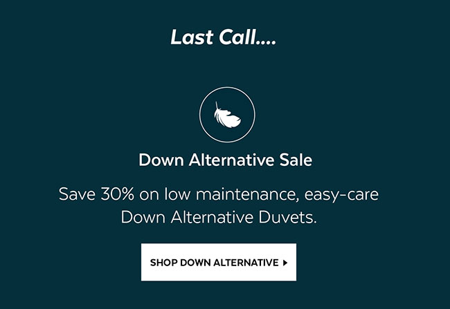 Shop Down Alternative