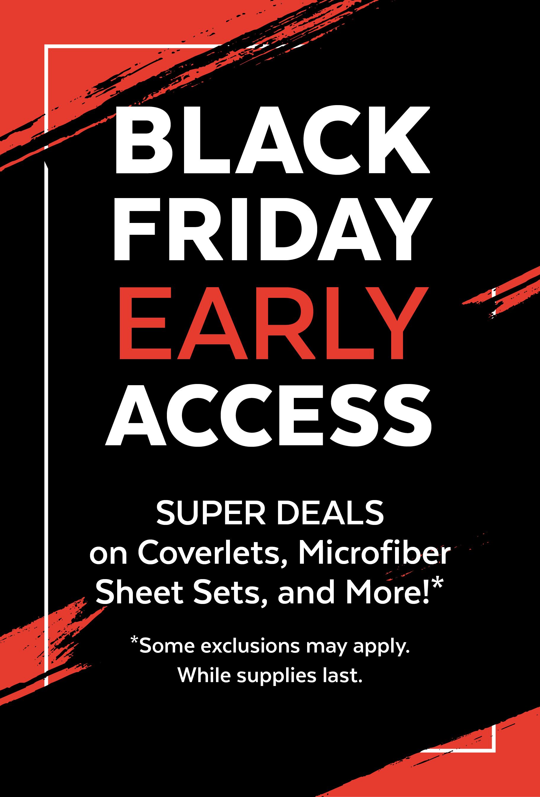 BF Super Deals