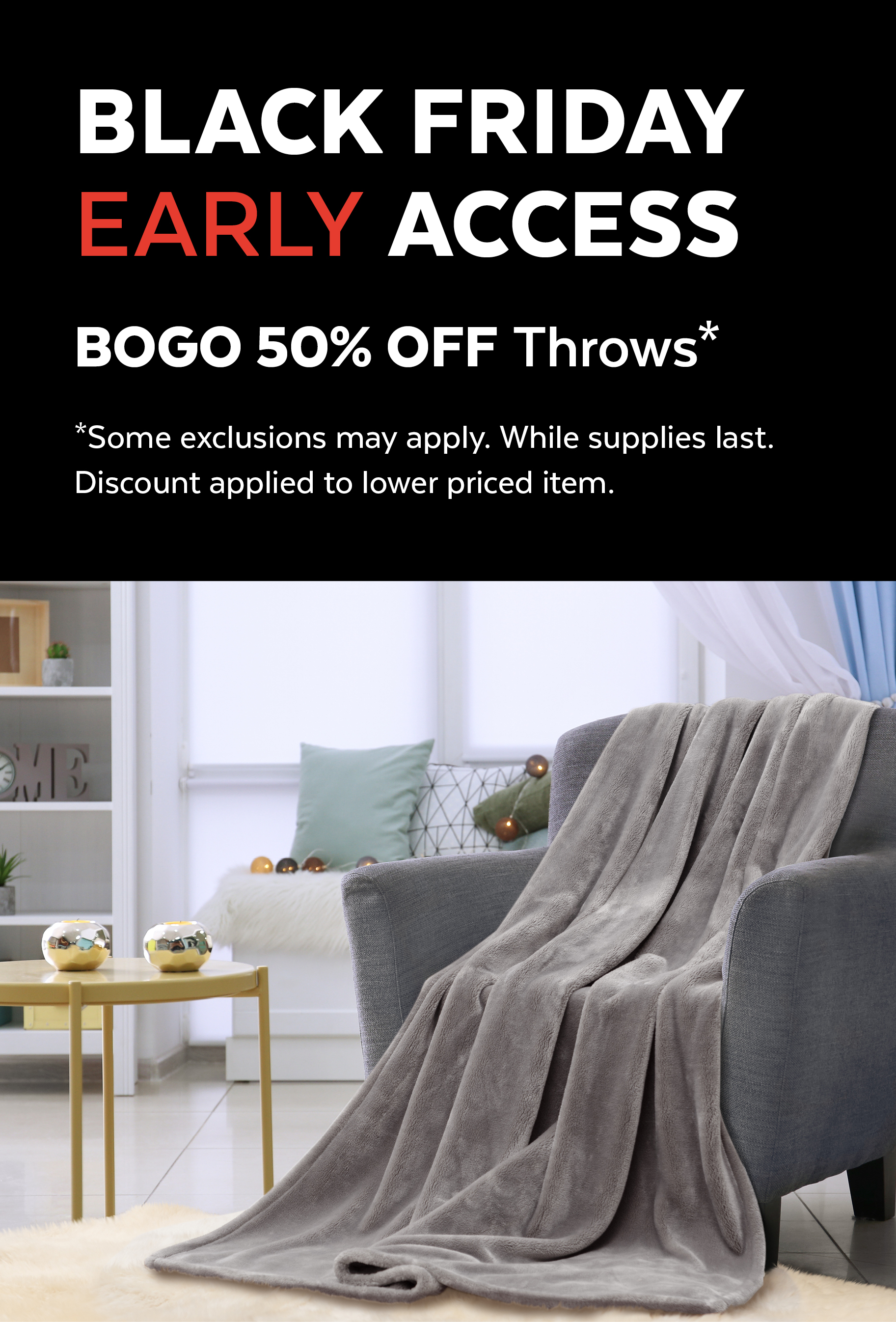 BF BOGO50 Throws