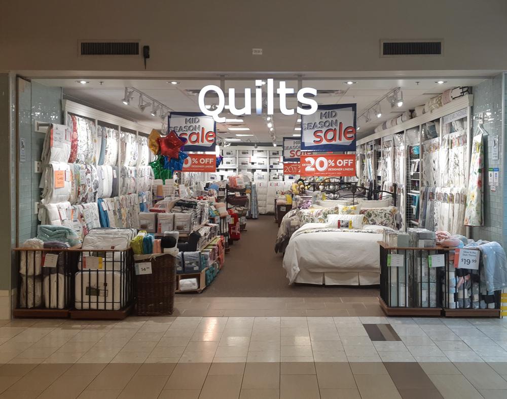 Vancouver Bedding Store - QE Capilano