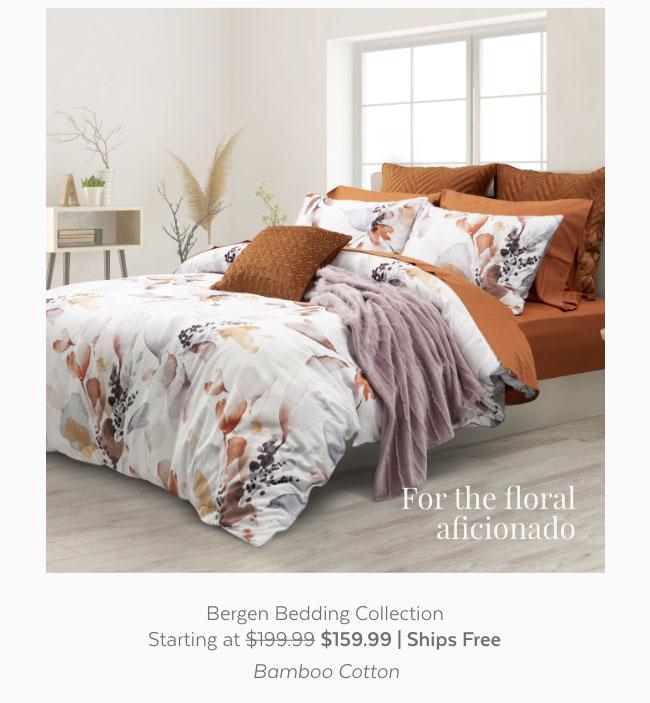 Bergen Bedding Collection