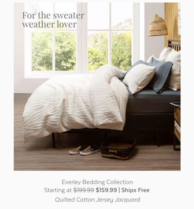 Everley Bedding Collection
