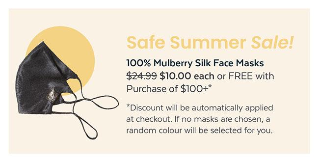 Safe Summer Sale