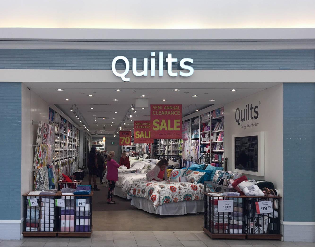St John Bedding Store - QE McAllister