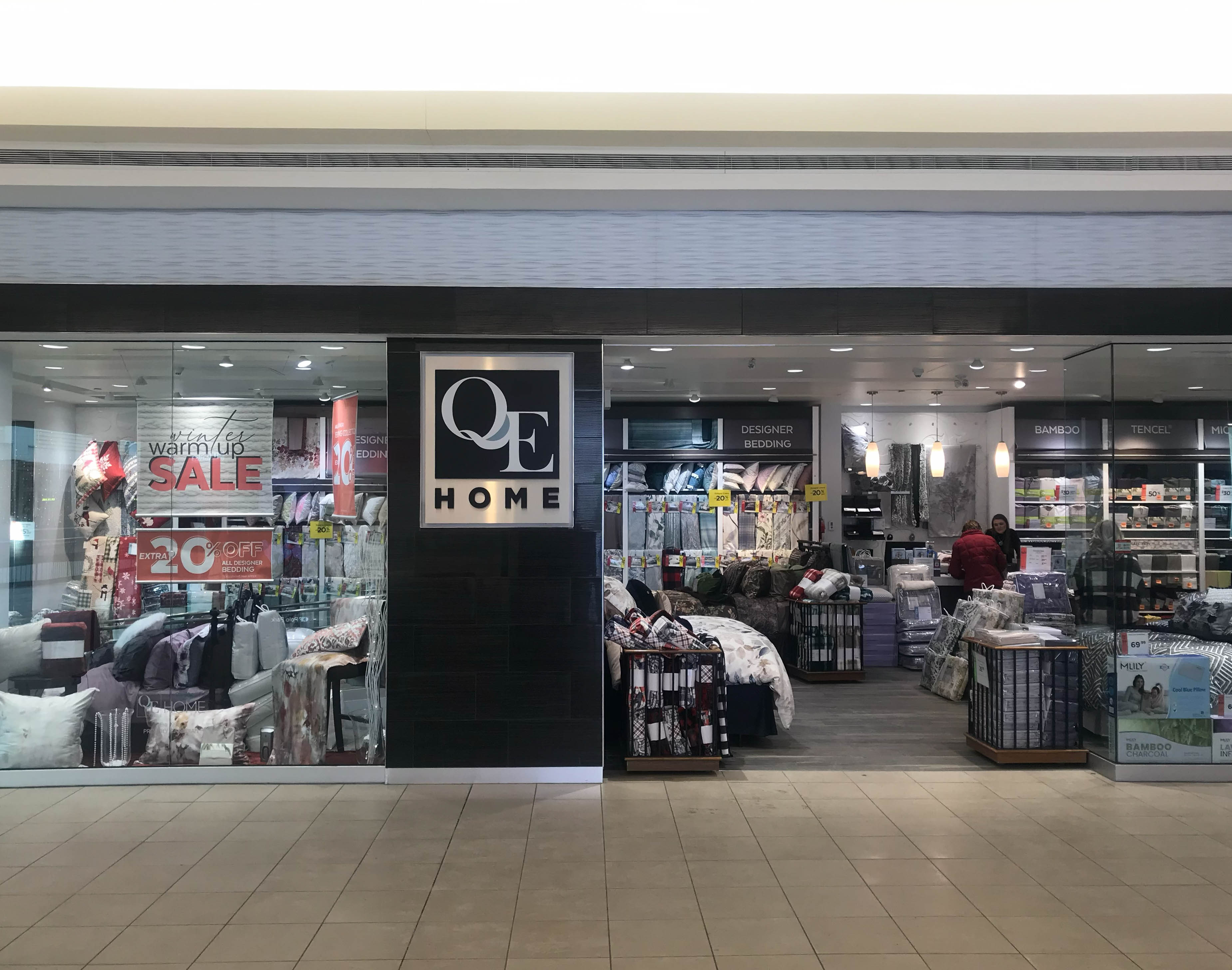 Winnipeg Bedding Store - QE Polo Park