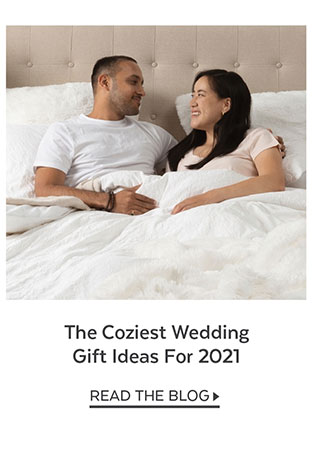 The Coziest Wedding Gifts Ideas For 2021