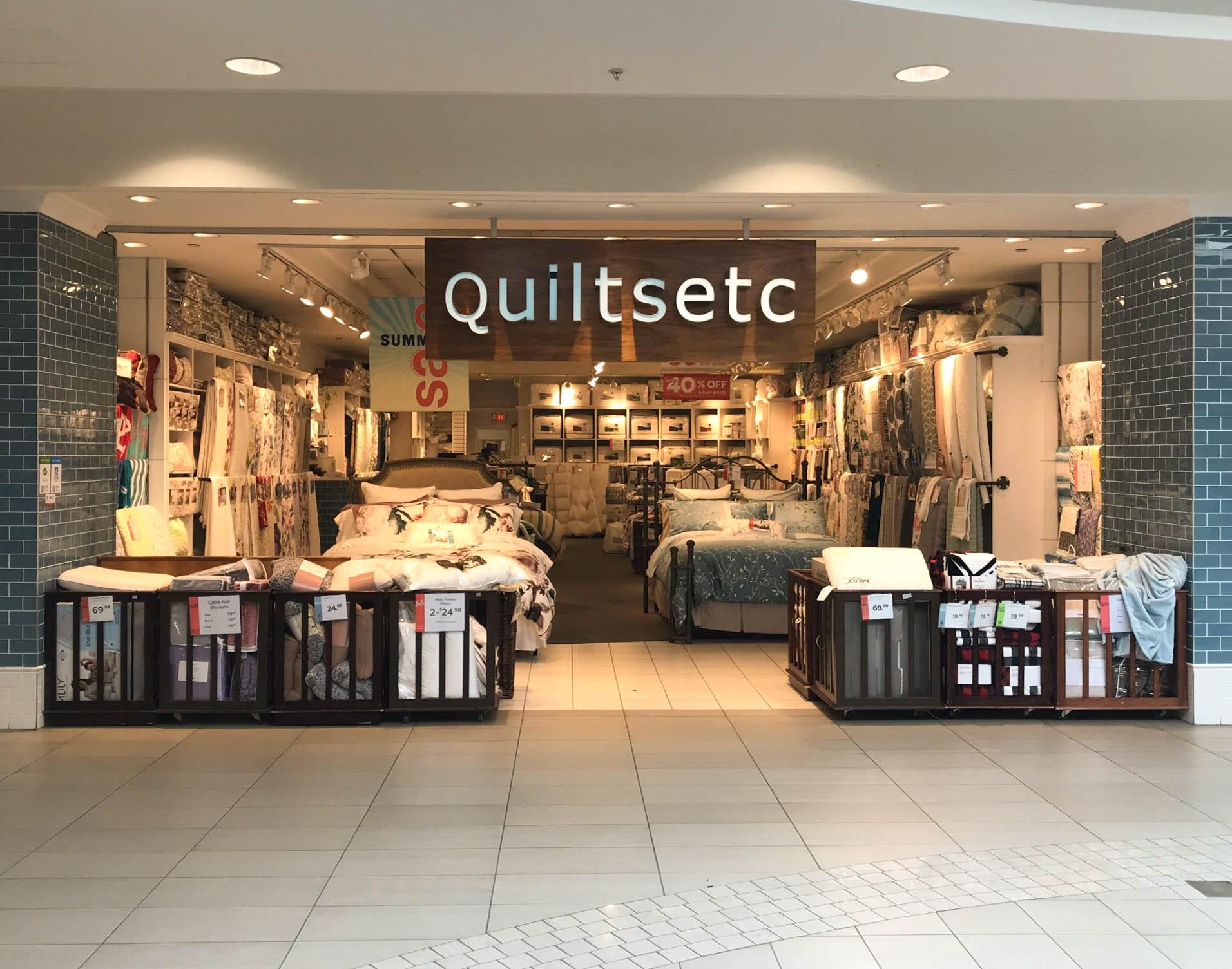 White Rock Bedding Store - QE Home Semiahmoo