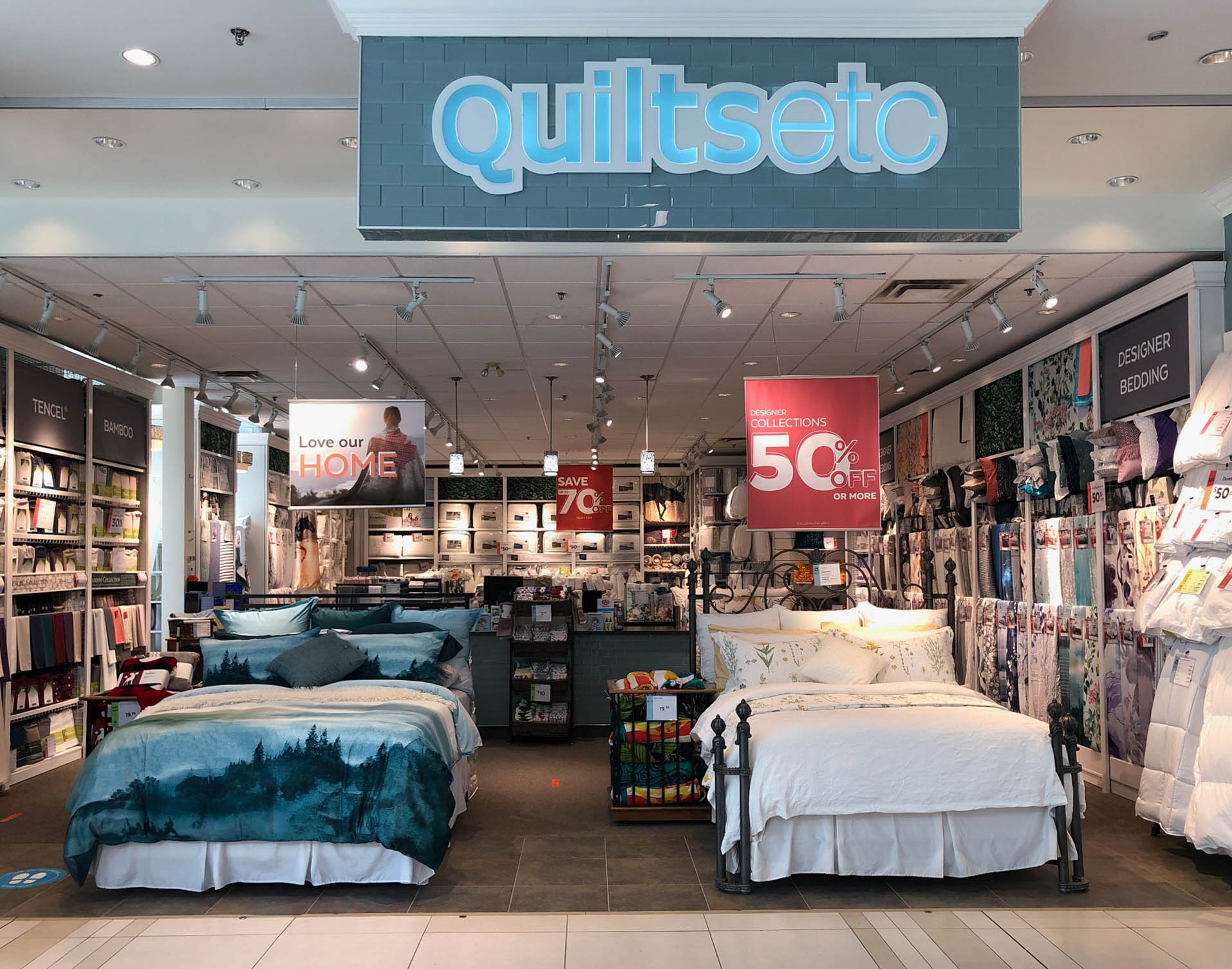 Winnipeg Bedding Store - QE St.Vital
