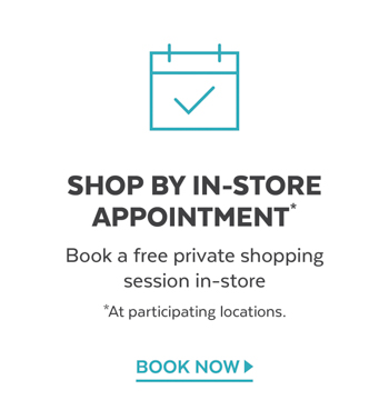 Book a free private shopping session in-store