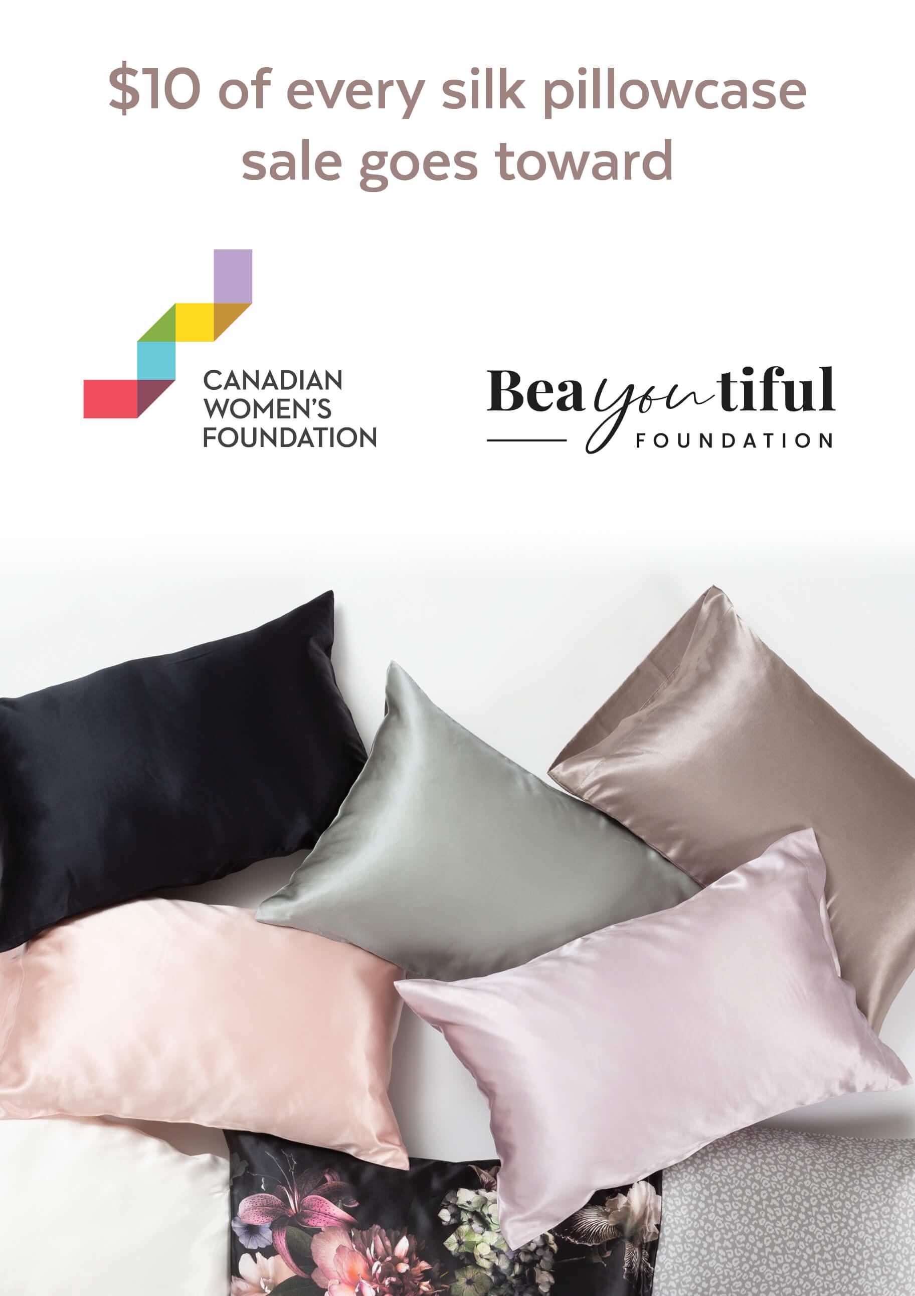 Mulberry Silk Pillowcases