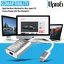 Adaptateur UPTab USB-C (type C) vers mini DisplayPort 4K à 60 Hz - Argent - Assistance Produit Apple