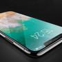 UPTab Protecteur d'écran iPhone X Écran en verre trempé - Avant