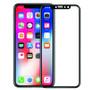 UPTab iPhone X skærmbeskytter hærdet glasskærm - med iPhone