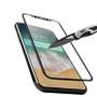 UPTab iPhone X skærmbeskytter hærdet glasskærm - ridsebestandig