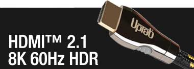 UPTab HDMI 2.1 Kabel 8K 60Hz HDR