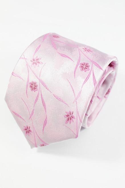 Pink Autumn Tie