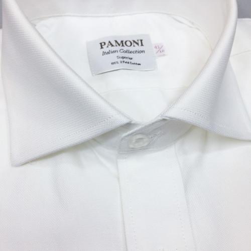 White Oxford Slim Fit Shirt