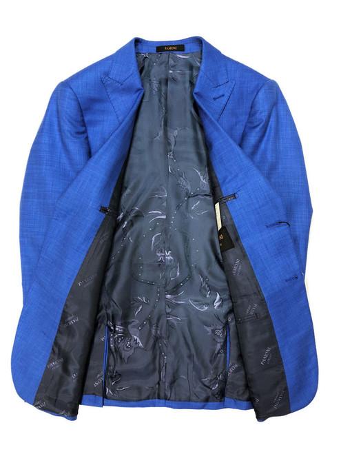 Persian Blue 2-button 3-piece Suit