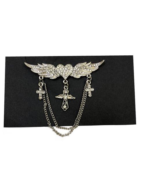 Wings Of Hope Lapel Pin