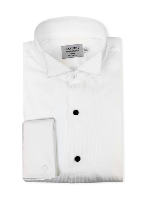 White Dinner Shirt