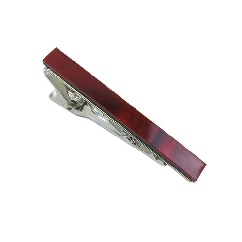 Red Tie Clip