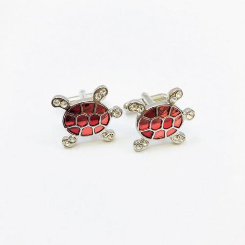 Turtle Metal Cufflinks