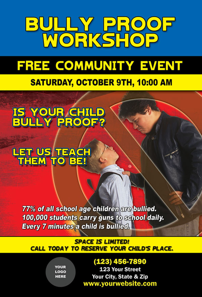 Bully Proof Workshop for Kids V1
