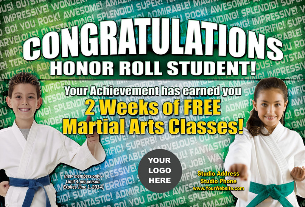 Honor Roll Student