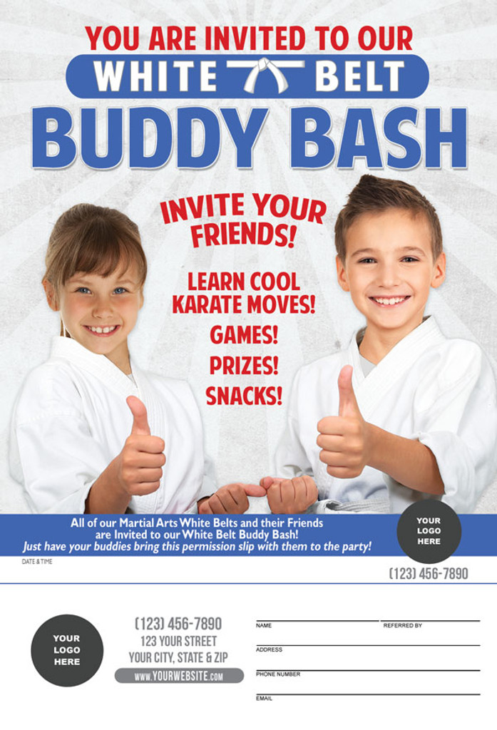 White Belt Buddy Bash V2