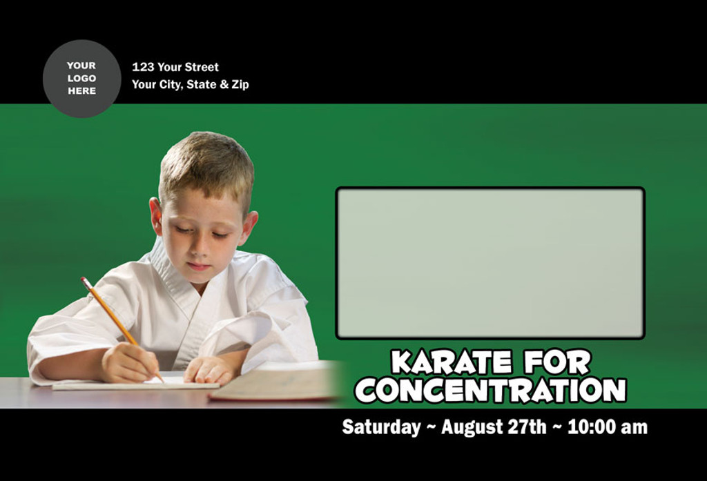 Karate for Concentration Elementary School V2G