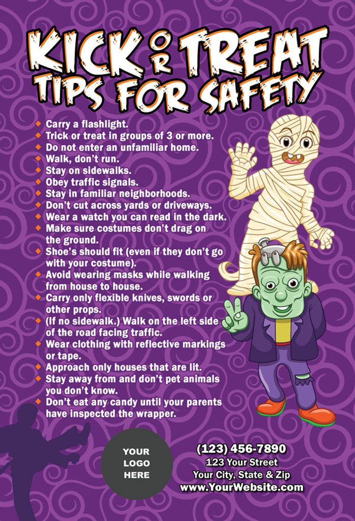 Halloween Safety Tips V4