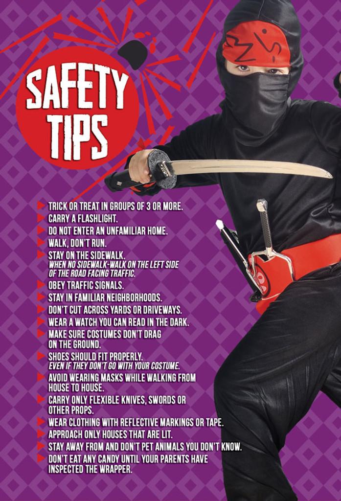 Halloween Safety Tips V7