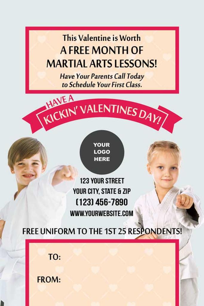 Have A Kickin Valentine's Day Free Month
