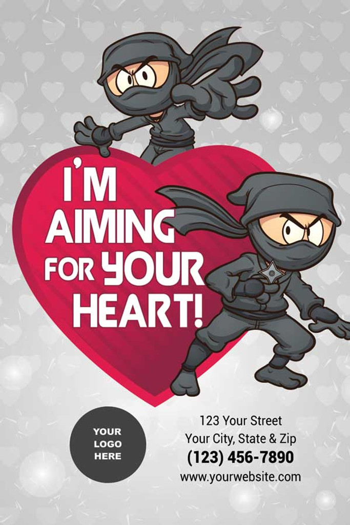 Ninja-I'm Aiming for Your Heart