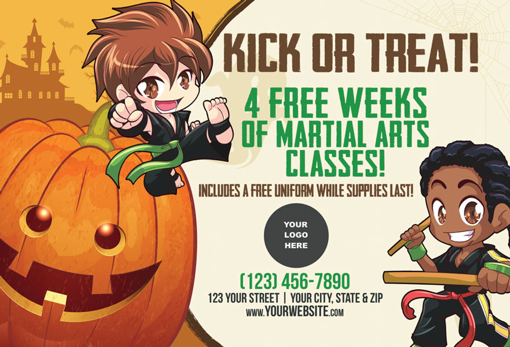 *NEW!!* Kick or Treat Halloween Special V7