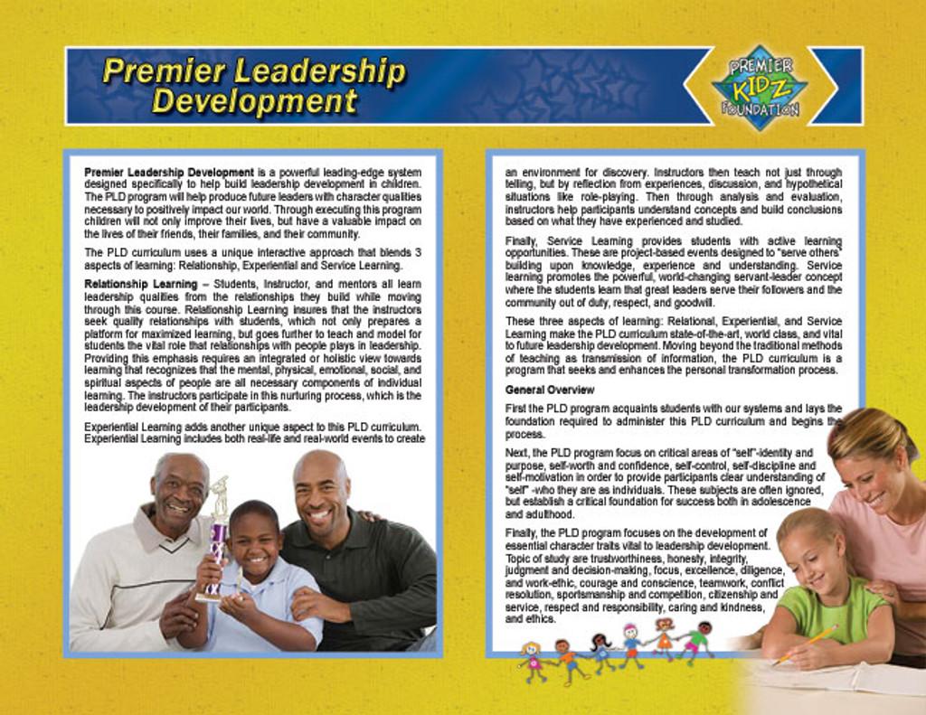 Premier Leadership