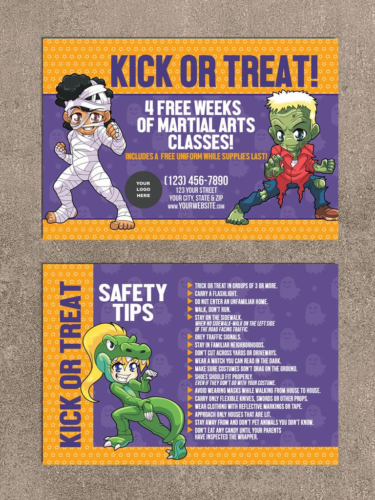 **NEW!!* Kick or Treat Halloween Special V8
